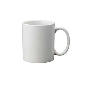 Taza blanca personalizada de cerámica de alta calidad
